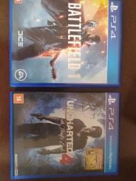 Jogos PS4 midia fisica