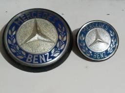 Emblema capô Mercedes-Benz