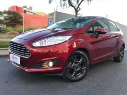 Ford New Fiesta Titanium 1.6 AT Baixo KM!!