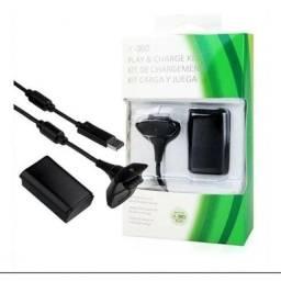 Bateria Carregador Para Controle Xbox 360 68000mah