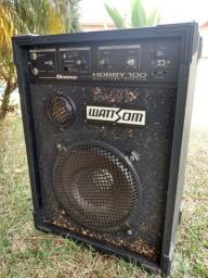 Amplificador Wattsom Hobby 100