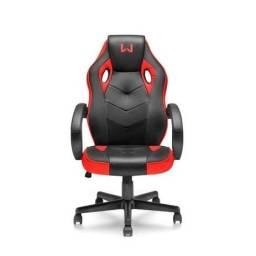 Título do anúncio: cadeira warrior gamer vermelha