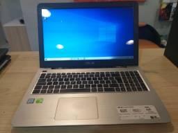 Notebook Gamer Asus X556U