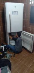 Consertamos todas as marcas de geladeira