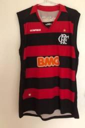 Camisa Flamengo Basquete Olympikus