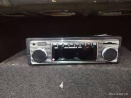 Rádio modelo vintage
