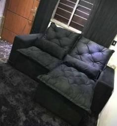 Sofá Retrátil e reclinável elegance