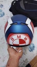 Capacete personalizado bmw