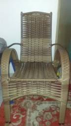 Título do anúncio: Cadeira de fibra sintética reforçada
