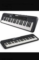 Título do anúncio: Teclado Casio CTS-300 + Suporte teclado