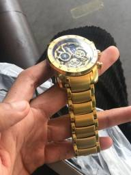 Relógio bvlgari semi novo
