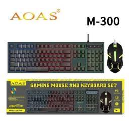 Título do anúncio: Teclado Mouse Gamer
