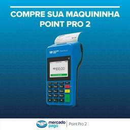 Máquina de cartão MercadoPago Point Pro 2