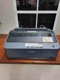 Impressora Epson Lx Series Lx-350 Cinza 120v