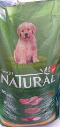 Ração Guabi Natural Cães Filhotes Grandes Frango