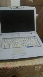 Notebook Acer 5920 para conserto ou retirada de peças
