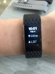 SmartWatch Fitbit charge 2 pouco usado