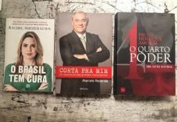 Kit Livros Jornalismo e Investigação