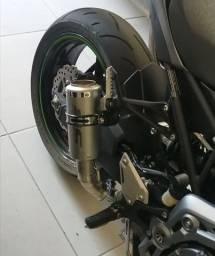 Ponteira + link pipe Z900