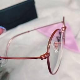 Título do anúncio: Óculos Armação Grau Redondo Feminino