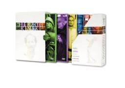 Box DVD Werner Herzog and Klaus Kinski: A Film Legacy