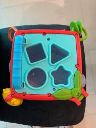 Cubo musical fisher price