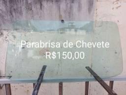 Título do anúncio: Parabrisa de Chevete R$150,00 em Santa Rosa Niteroi