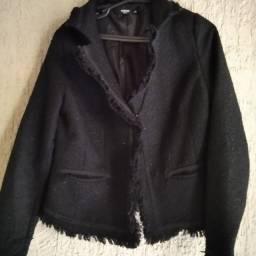 Casaco lã