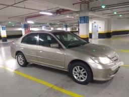 Civic LXL 1.7 Automático + GNV - 2006 - Raridade !!!
