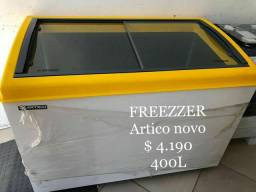 Freezer ártico novo