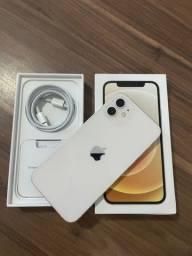 iPhone 12 64gb branco - parcelo no cartão