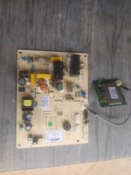 Placa evaporadora eletrolux inverter