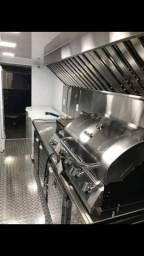 Cozinha Industrial Portinox