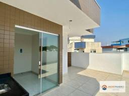Título do anúncio: Cobertura com 2 quartos à venda, 93 m² por R$ 489.000 - Santa Amélia - Belo Horizonte/MG
