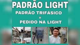 Título do anúncio: Padrão light Trifásico
