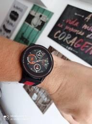 Promoção Smart Watch S20 Excelente Bateria Diversos Fundos de Tela
