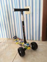 Mini scooter patinete