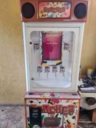 Maquina de brindes stacker