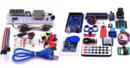 Kit Arduino Mega Avançado Completo