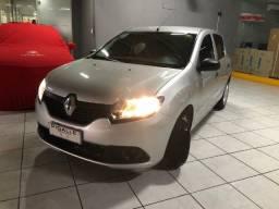 Renault Sandero Authentique 1.0 12v 2017 - Negociação Diogo Lucena 9-9-8-2-4-4-7-8-7