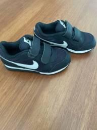 Tênis Nike Infantil Azul Marinho
