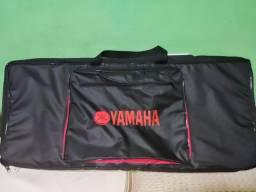 Título do anúncio: Bag Luxo Bordada para Teclado Yamaha Sx600.