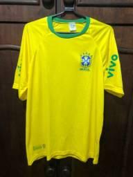 Camisa Seleção Brasileira tamanho G