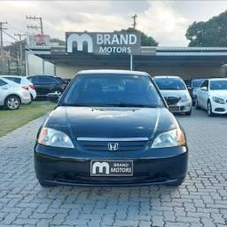 Honda Civic LX 2003 Impecável