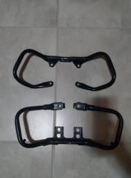 Bagageiro Pegador mão Moto Fan125 Start 160
