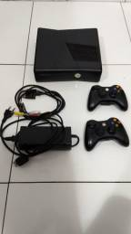 Vendo Xbox 360 travado ou troco