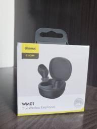 Fone de ouvido Baseus WM01