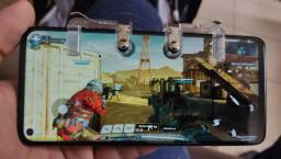Gatilhos para jogos Mobile L1 + R1 (CoD, Free Fire, PubG...)