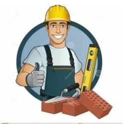 Título do anúncio: pedreiro, eletricista, encanador pequenos serviços e refomas