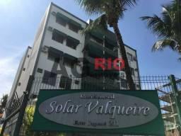 Apartamento para alugar com 2 dormitórios em Vila valqueire, Rio de janeiro cod:VVAP20575